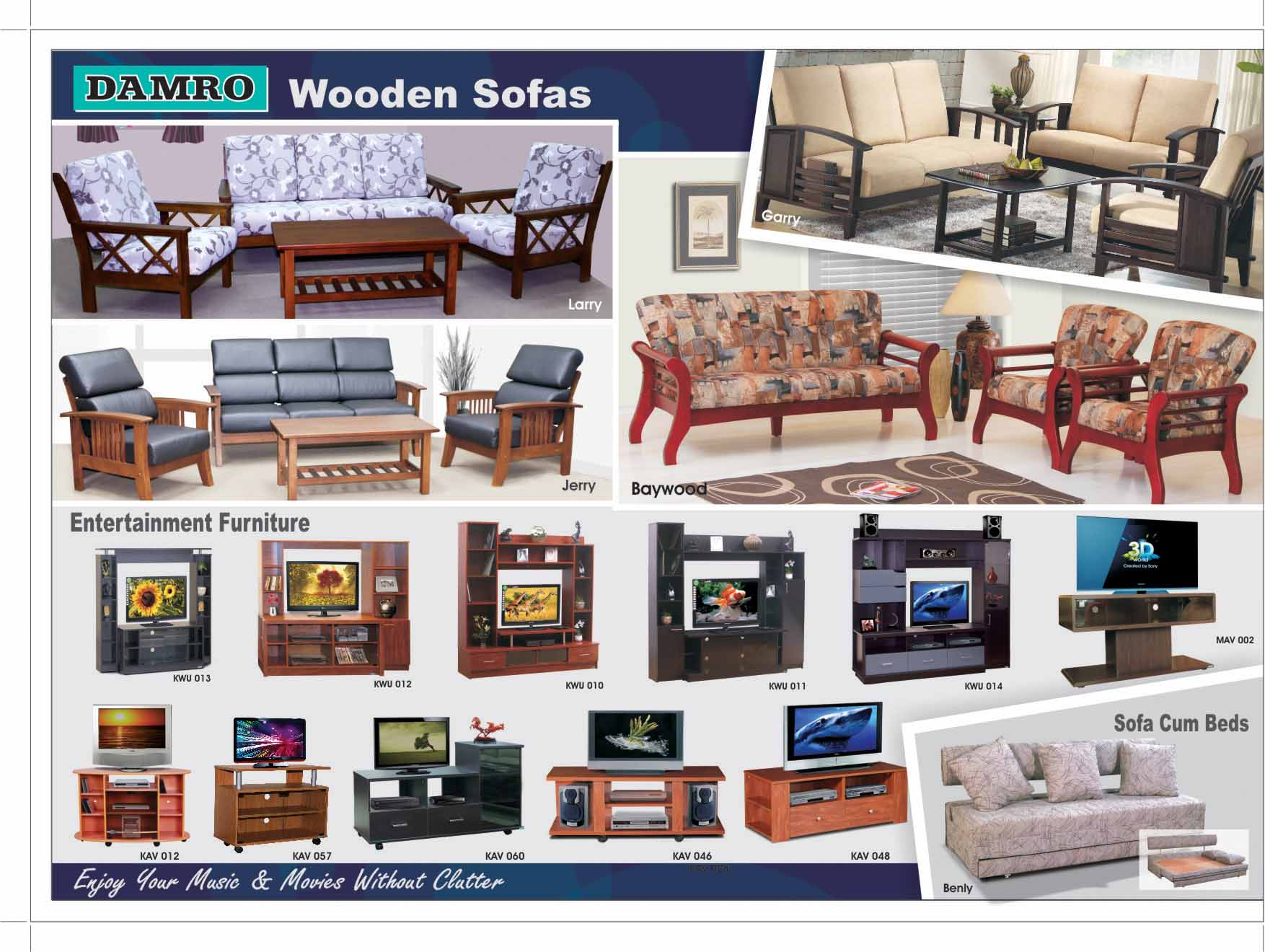 Damro Furniture S Revenue Showrooms Contact Details